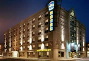 Best Western City Centre Quebec