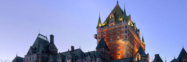 Hotels in Old Quebec City
